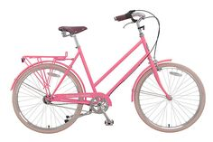 Brooklyn Cruiser Limited-Edition Pink Willow Bike, $649, with 100% of the proceeds going to to the Keep A Breast Foundation!!!