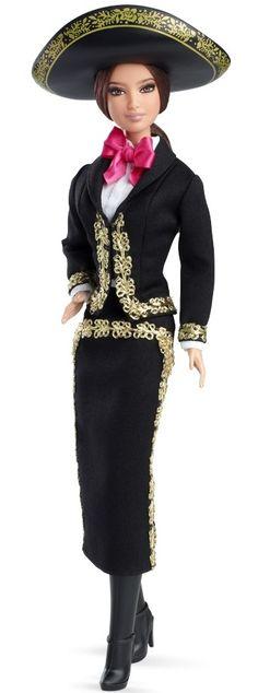 Barbie® Doll Mexico 2014