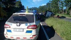 A man was left seriously injured on Wednesday morning when he jumped from his moving truck on the in Pietermaritzburg Wednesday Morning, South Africa, Trucks, Truck