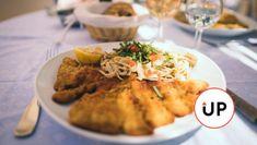 Slovenské rezne sú osvedčená klasika. Toto je 6 bratislavských podnikov, kde sú suverénne najlepšie Chicken, Food, Diet, Horoscope, Essen, Meals, Yemek, Eten, Cubs