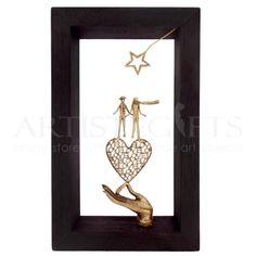 Κάδρο Candle Sconces, Wall Lights, Candles, Frame, Home Decor, Picture Frame, Appliques, Decoration Home, Room Decor
