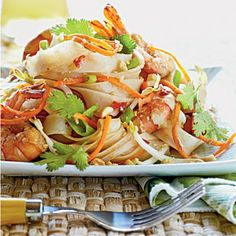 Pad Thai | Coastalliving.com