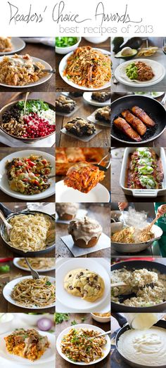 Readers Choice Awards: Best Recipes of 2013 from http://@Krystal Bennett of Yum