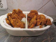 Csütörtök: 2. Rántott csirkecomb