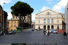 Piazza del Teatro Viterbo