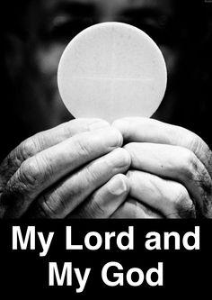 Jesus bread of life.