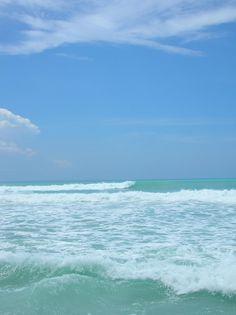 Varadero beach. Cuba.