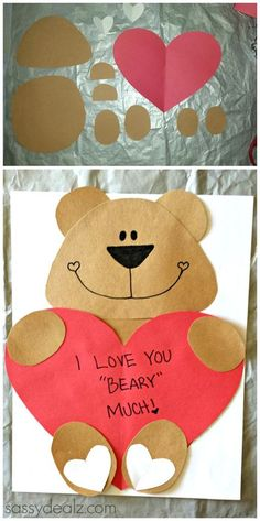 Cool 13 Creative Kids Valentine Craft Ideas https://mybabydoo.com/2018/01/21/valentines-day-classroom/ For the creative kids, absolutely you also need some creative ideas, for example when making some decorations for Valentine's day.