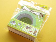 CORODECO Mini Masking Tape/Deco Tape Sticker *Uncle Pocket (45053)
