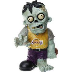 Los Angeles Lakers Resin Zombie Figurine