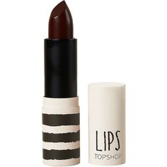 Lips in Vamp ($16) ❤ liked on Polyvore featuring beauty products, makeup, lip makeup, lipstick, beauty, lips, cosmetics, women and moisturizing lipstick