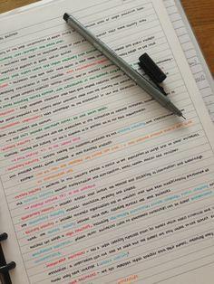 Study, study, study... - emmastudies: Back when I started my final course...