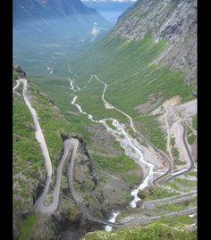 Trippy: Ridiculously Crazy Roads Around the World (PHOTOS)