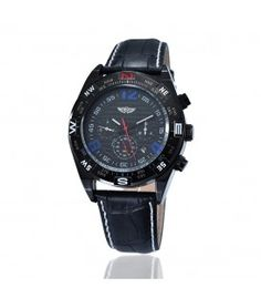 Yaki Mens Automatic Wrist Watch 1338