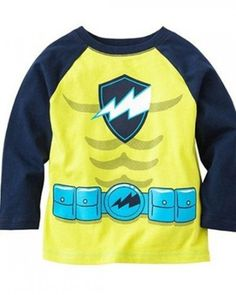 The Flash t shirt for children raglan long sleeve design-