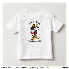 Classic Mickey Mouse, Mickey Mouse T Shirt, Minnie Mouse, Figaro Disney, Toddler Boy Outfits, Basic Colors, Tshirt Colors, Colorful Shirts, T Shirts For Women