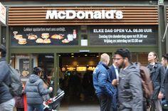 McDonald's Den Haag Grote Marktstraat Mcdonalds, Pulled Pork, Broadway Shows, The Hague, Shredded Pork, Braised Pork