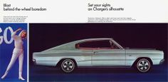 67 Charger Brochure