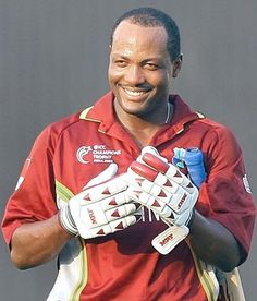 Brian lara was born in Cantaro, Santa Cruz, Trinidad and Tobago a West Indian cricketer, one of the sport's most renowned contemporary players. The compact left-handed batsman is the record holder for most runs scored in an innings in both Test (international) and first-class cricket.