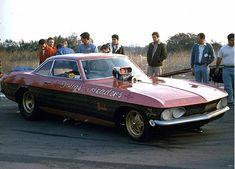 60s Funny Cars - Doug's Headers Corvair