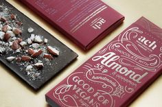ACH Vegan Chocolate Limited edition packaging by Gintarė Ribikauskaitė » Retail Design Blog