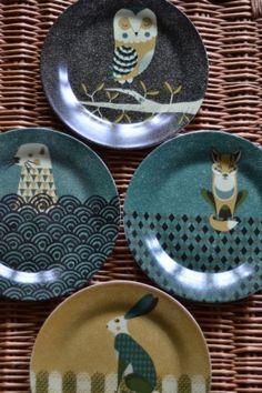 iota bristol : Tom Frost Wildlife Dusk - Plates