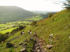 Come a visit for a spot of #horseriding in the Brecon Beacons: here's where to go http://www.visitabergavenny.co.uk/pages/index.php?sub_ID=11=15=subcontent