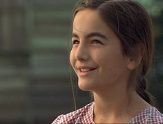 Young Camilla Belle in Back to the Secret Garden