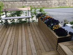 Raised Beds, Planters, Outdoor Decor, Home Decor, Decoration Home, Room Decor, Flower Beds, Plant, Window Boxes