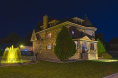 Cole Mansion, Canon City, CO  Scott Wilson Images, LLC | Buildings & Architecture