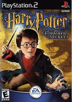 Harry Potter and the Chamber of Secrets (Sony PlayStation 2, 2002) Complete