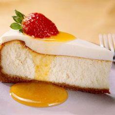 Ultimate Cheesecake | MyRecipes.com
