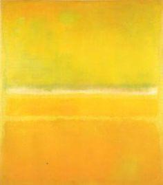 Midas (5) rothko green | Mark Rothko - No 14 No 10 Yellow Green