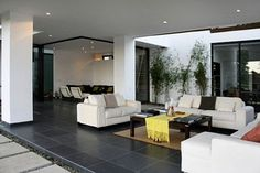 beautiful and stylish living room