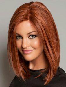 2016 Moda Tarçın Saç Renkleri