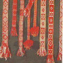Belarusian Textile Belts
