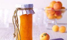 Goldige Aprikosenkonfitüre Rezept