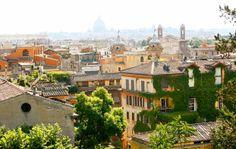Annonsørinnhold: Her er våre storby-favoritter! Hotels With Balconies, Paris Skyline, Mansions, House Styles, Travel, Italia, Rome, Viajes, Manor Houses