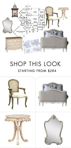 """""""French Country Home"""" by sassyladies ❤ liked on Polyvore featuring Uttermost and country"""