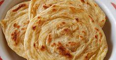 Resep Roti Canai (Roti Prata) favorit. Ternyata bikin roti canai itu mudah lho. Daripada beli mendingan bikin sendiri di rumah. Resep ini mengutip dari resep yang pernah saya lihat di salah satu akun sosmed (dengan sedikit modifikasi), tapi bener2 lupa siapa penulisnya. Pokonya terima kasih untuk mba yang punya resep ini. Yuk mari dicoba :)