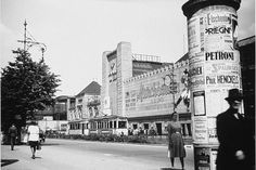 Berlin Zoo and Surrounding Areas - The Elephant Gate Kino Berlin, Berlin Photos, The Second City, West Berlin, Kirchen, Historical Photos, The Past, Germany, Berlin