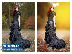 Photoshop tutorial awesome photo effects - Manipulation