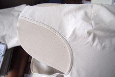 Sewing Tutorial | Getting Flat Bias Necklines by Grainline Studio