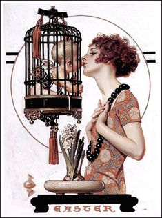 I've posted this before, but it's one of my favorite pieces by Leyendecker.