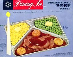 Top 10 Old School Frozen TV Dinners and Bonus Vintage Ads Jello Recipes, Baby Food Recipes, 1960s Food, Retro Food, Funny Pictures Can't Stop Laughing, Funny Pics, Vintage Ads, Vintage Food, Retro Ads