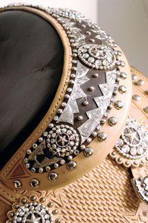 Silver Mesa...now Elite Custom Saddles...so pretty!