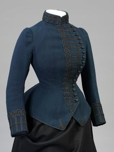 riding jacket from the 1800's