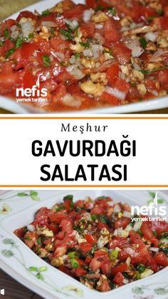 Nusret Hotels – Just another WordPress site Salad Menu, Salad Dishes, Appetizer Salads, Dinner Salads, Crab Stuffed Avocado, Cottage Cheese Salad, Turkish Recipes, Ethnic Recipes, Easy Salads