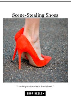 Rue La La - Outside the Tents: 7 Fashion-Month Street-Style Trends - Scene-stealing shoes