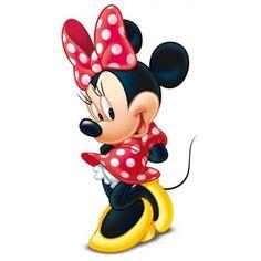 Mini figurita de Minnie Mouse para decorar fiestas, candy tables de Minnie Mouse, o cumpleaños de Minnie. Mide 30 cms Las podeis ver aqui http://www.articulos-fiestas-infantiles.es/142-fiesta-cumpleanos-minnie-mouse